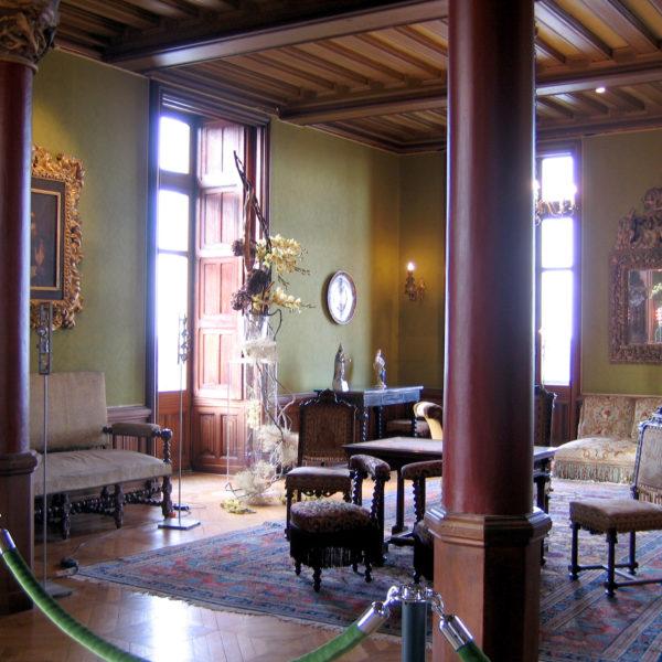 Chaumont - amenagement, museographie, scenographie