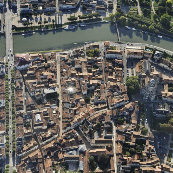 Un coeur de ville à revitaliser